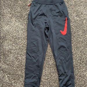 Boys Nike pants straight leg